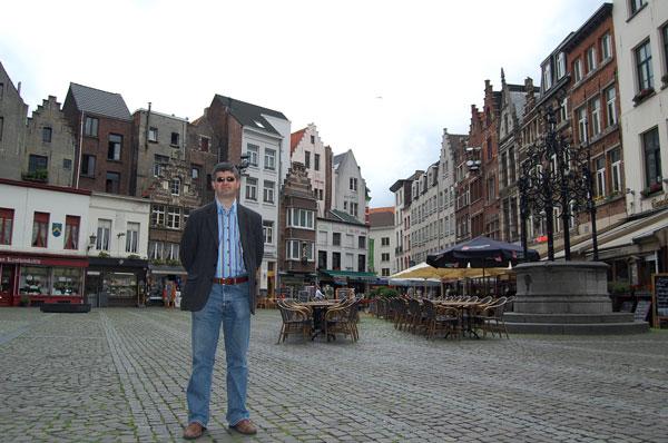 Handschoenmarkt, Antwerp