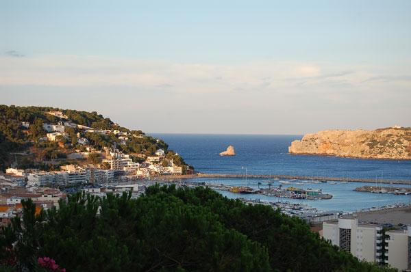 L'Estartit coastal view
