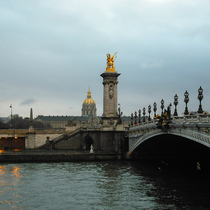 Favorite shot of a favorite city: Paris