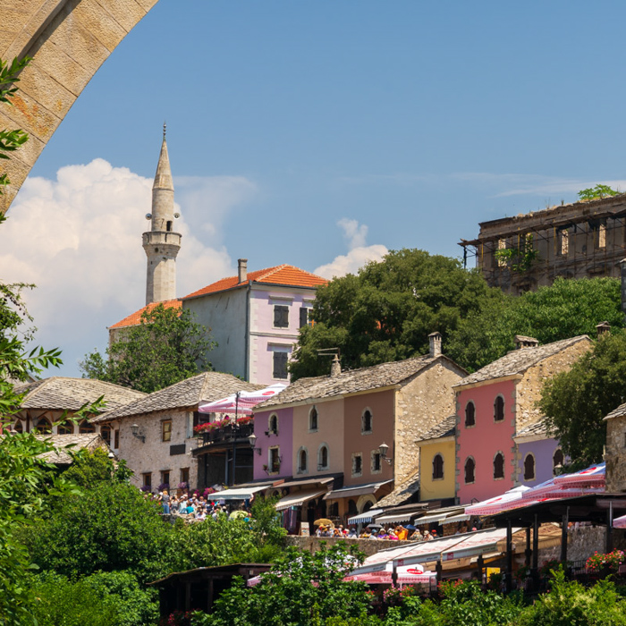 Chasing World Heritage: #133 (Mostar)